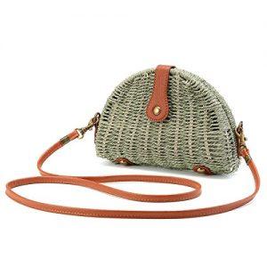 bolso de mimbre para la playa - La mejor sección para comprar en Internet