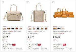 Catálogo de bolsa de cuero para comprar Online - Los 20 mejores