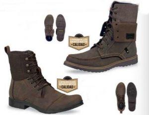 Catálogo de botas caña alta hombre para comprar