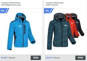 Catálogo de chaquetas esqui baratas para comprar On-Line