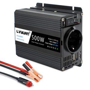 Catálogo de convertidor corriente 12v 220v para comprar On-Line