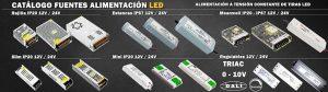 Catálogo de iluminacion led 12v para comprar On-Line