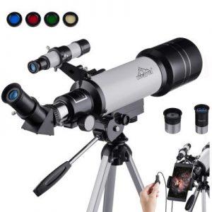 Catálogo de mejor telescopio para principiantes para comprar - Los 10 mejores