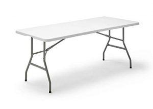 Catálogo de mesa de plastico plegable para comprar - Los 10 más vendidos