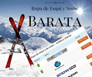 Catálogo de pantalon esqui barato para comprar Online - El TOP 10
