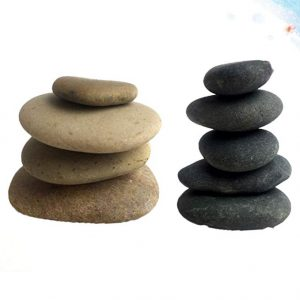 Catálogo de piedras de playa pintadas para comprar on-line