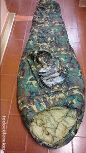 Catálogo de sacos de dormir militares para comprar online - Los 10 más vendidos