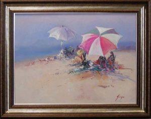 cuadro playa - Selección para comprar online