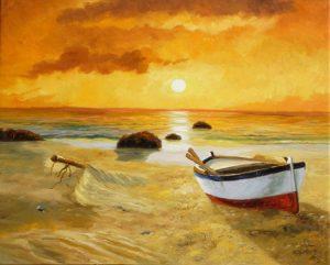 cuadros paisajes marinos - El TOP 10
