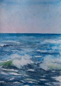 dibujo playa y mar - Los 10 más vendidos