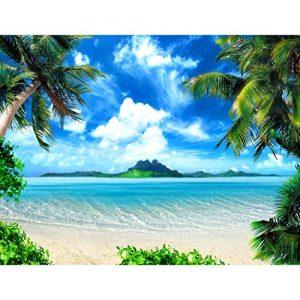 dibujos de la playa pintados - Catálogo de los 10 mejores