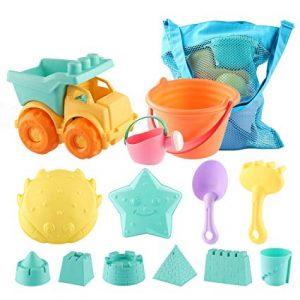El TOP 10 juguetes playa bebe