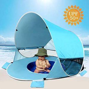 El TOP 10 parasol bebe playa