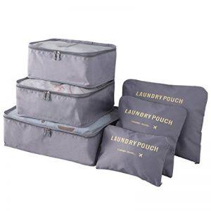 La mejor lista de bolsas organizadoras de maleta para comprar Online - El TOP 20