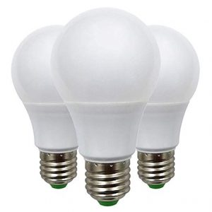 La mejor lista de bombillas led 24v e27 para comprar on-line - El TOP 10
