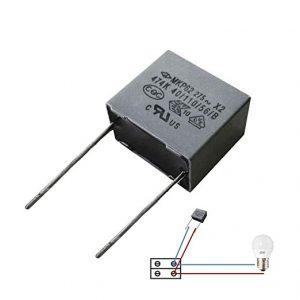La mejor lista de condensadores para led para comprar