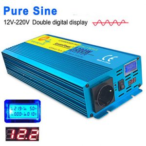 La mejor lista de convertidor de corriente de 12v a 220v para comprar en Internet - El TOP 10