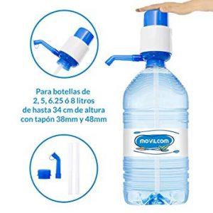 La mejor lista de garrafas de agua de 20 litros precio para comprar online
