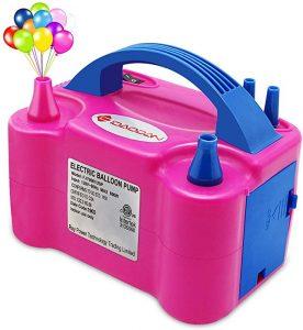 La mejor lista de inflador bombas electrico para comprar on-line
