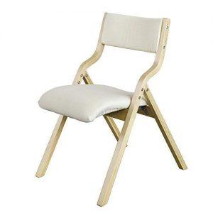 La mejor lista de sillas de madera plegables baratas para comprar On-Line - Los 10 mejores