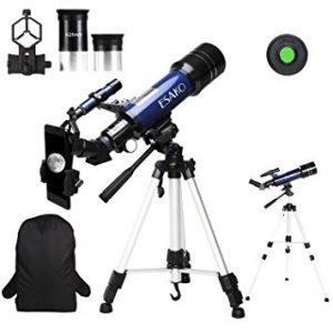 La mejor lista de telescopio para ver la luna para comprar On-Line