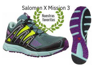 La mejor lista de zapatillas trail running mujer para comprar online - El TOP 10