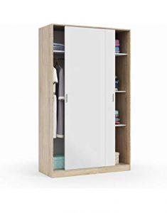 La mejor sección de armario guardarropa para comprar On-Line - Los 10 más vendidos