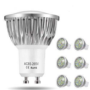 La mejor sección de bombillas led gu10 7w para comprar On-Line