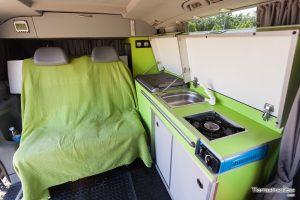 La mejor sección de cocina fregadero para furgoneta para comprar On-Line