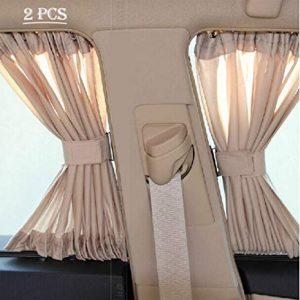 La mejor sección de riel cortina furgoneta para comprar on-line