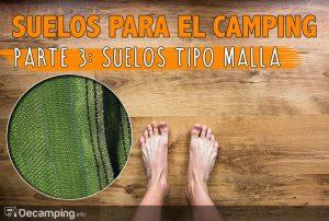 La mejor sección de suelo bolon camping para comprar on-line