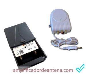 La mejor selección de amplificador antena tv para comprar On-Line - Los 10 más vendidos