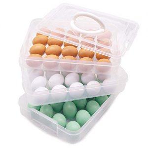 La mejor selección de caja de huevo para comprar on-line - El TOP 10