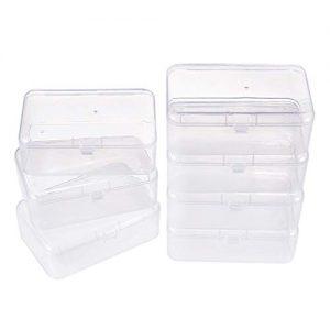 La mejor selección de cajas plastico pequeñas para comprar - El TOP 10