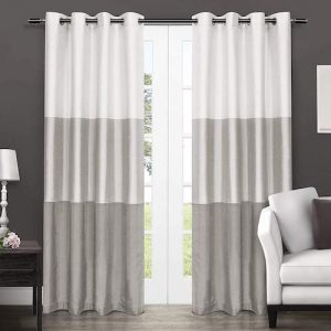 La mejor selección de cortinas grises y blancas para comprar online - El TOP 10