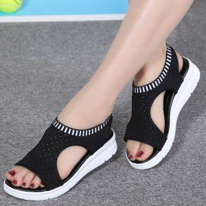 La mejor selección de sandalias andar mujer para comprar On-Line