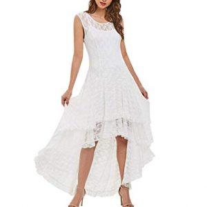 Lista de vestido blancos de playa para comprar On-Line