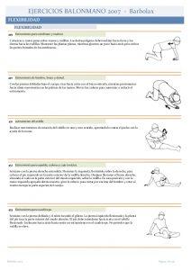 Los 10 mejores ejercicios de balonmano