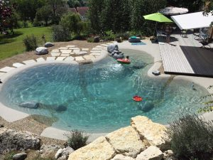 Los 10 mejores piscina efecto playa