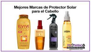 Los 10 mejores protector solar para el cabello