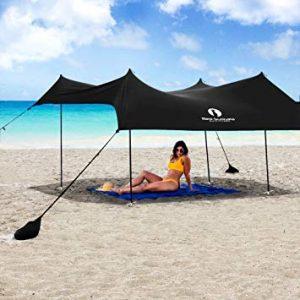 Los 10 mejores toldos playa