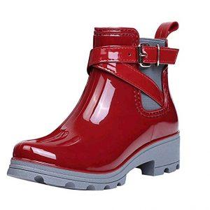 Productos disponibles de calzado lluvia mujer para comprar online - Los 10 más vendidos