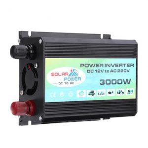 Productos disponibles de convertidor de corriente 12v a 220v 3000w para comprar online