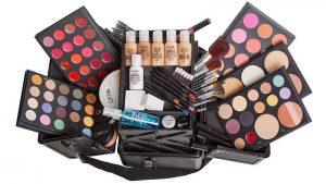 Productos disponibles de estuche de maquillaje profesional para comprar en Internet
