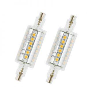 Productos disponibles de lamparas led r7s para comprar Online - Los 10 mejores