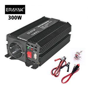 Reviews de convertidor de corriente 12v a 220v para comprar on-line