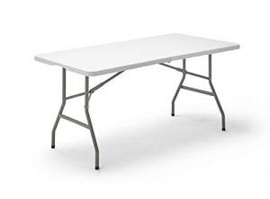Reviews de mesa plegable de resina para comprar on-line - Los 10 mejores
