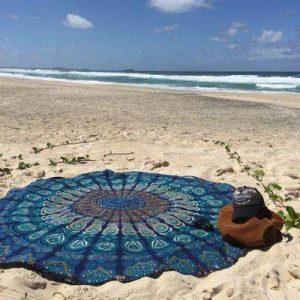Reviews de toalla playa redondas para comprar