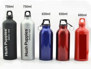 Selección de botella aluminio para comprar online