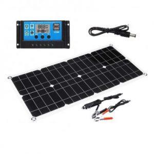 Selección de placas solares portatiles para comprar online - Los 10 mejores